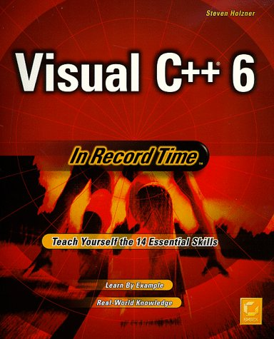 9780782123166: Visual C++ 6: In Record Time