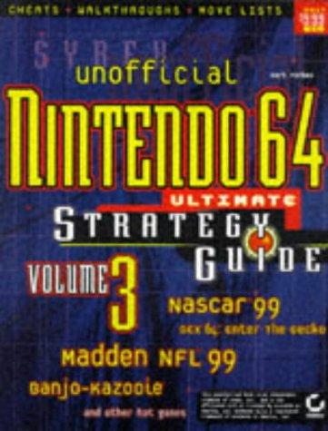 Unofficial Nintendo 64 Ultimate Strategy Guide: Bart Farkas