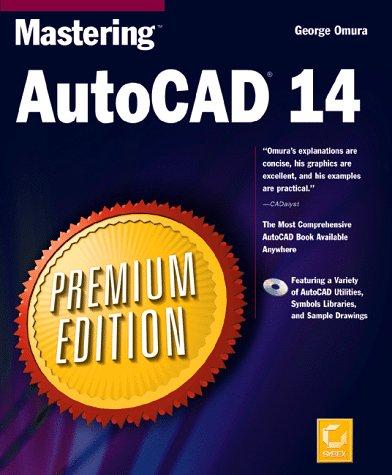 9780782123388: Mastering Autocad 14: Premium Edition