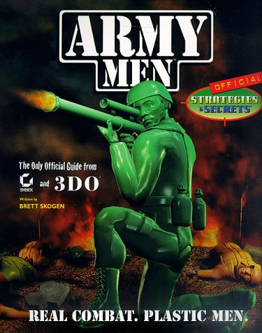 9780782123555: Army Men Official Strategies & Secrets