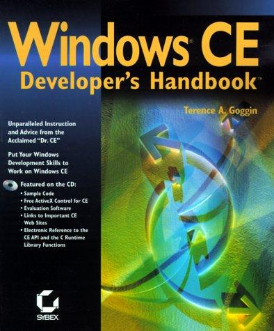 9780782124149: Windows Ce Developer's Handbook