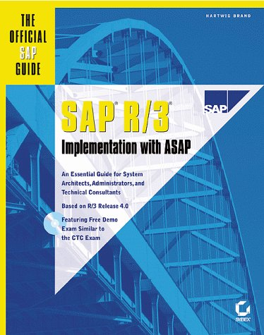SAP R/3 Implementation With ASAP : The Official SAP Guide: Brand, Hartwig