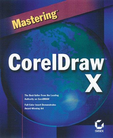 9780782125207: Mastering CorelDRAW 9