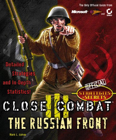 9780782125269: Close Combat 3 Official Strategies & Secrets