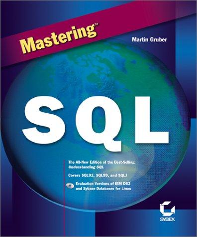 9780782125382: Mastering SQL