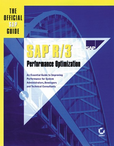 9780782125634: Sap R/3 Performance Optimization: The Official Sap Guide