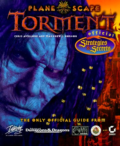 9780782125856: Planscape: Torment Official Strategies and Secrets (Official Strategies & Secrets)