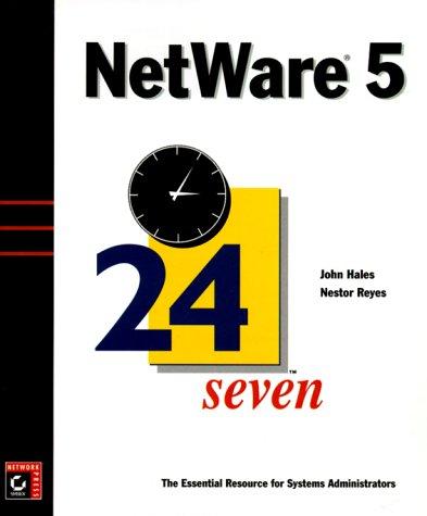 9780782125931: Netware 5 24 Seven