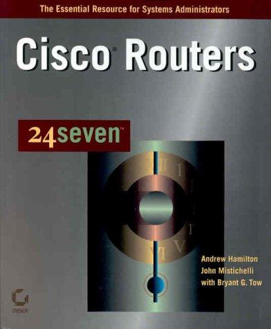Cisco Routers 24seven: John Mistichelli, Andrew