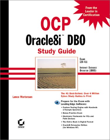 OCP: Oracle8I DBO Study Guide (0782126863) by Mortensen, Lance