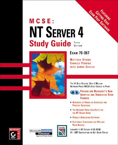 9780782126969: MCSE: NT Server 4 Study Guide, 3rd edition