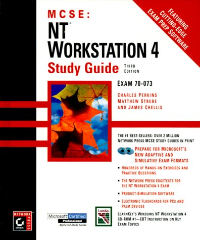 9780782126983: MCSE: NT Workstation 4 Study Guide, 3rd edition