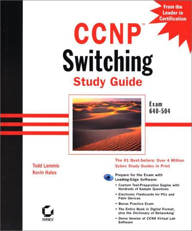9780782127119: CCNP Switching Study Guide (Exam 640-504 with CD-ROM)