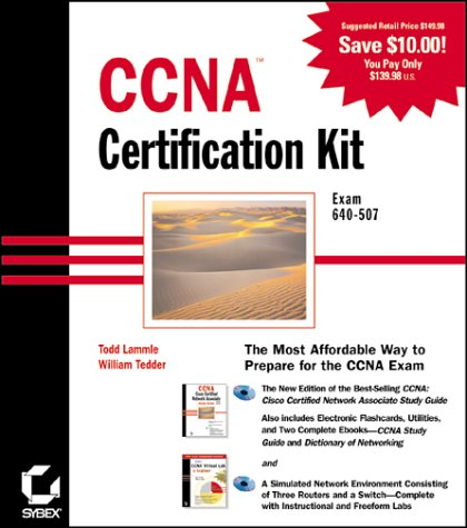 9780782127294: CCNA Certification Kit