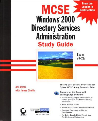9780782127560: MCSE Windows 2000 Directory Services Administration - Study Guide