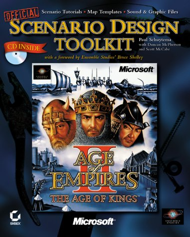 9780782127713: Microsoft Age of Empires II: The Age of Kings Official Scenario Design Toolkit