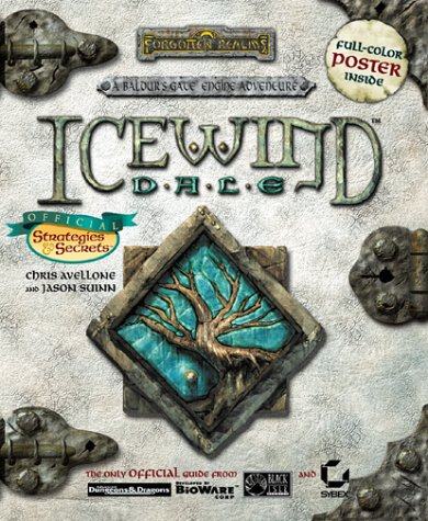 9780782127843: Icewind Dale Official Strategies & Secrets