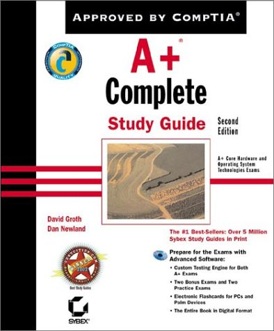 9780782128024: A+ Complete Study Guide
