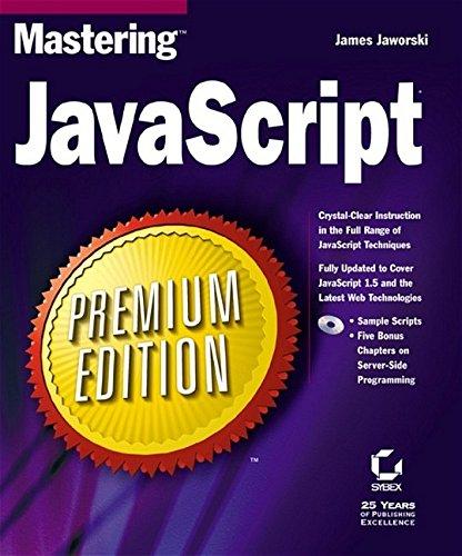 9780782128192: Mastering JavaScript Premium Edition