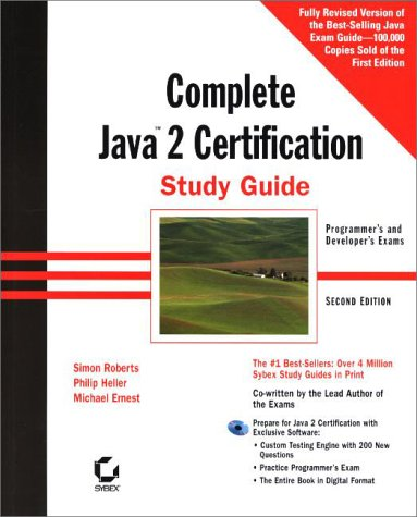 9780782128253: Complete Java 2 Certification Study Guide