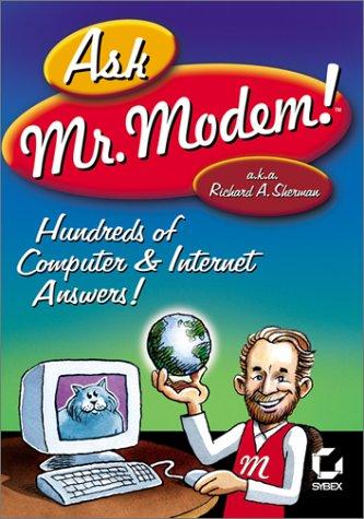 9780782128383: Ask Mr. Modem