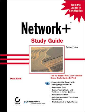 9780782128635: Network+ Study Guide (2nd Edition)