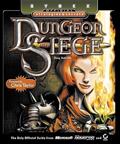 9780782129441: Dungeon Siege: Sybex Official Strategies & Secrets