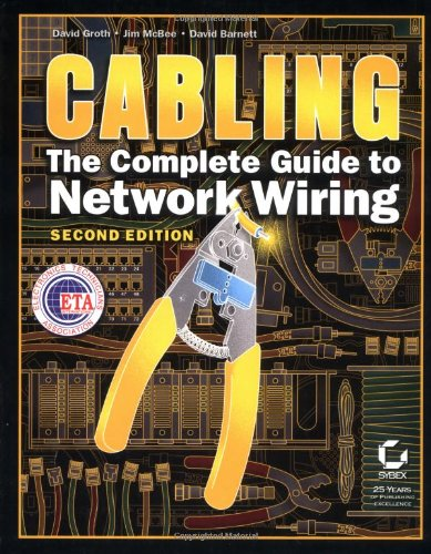 9780782129588: Cabling: The Complete Guide to Network Wiring