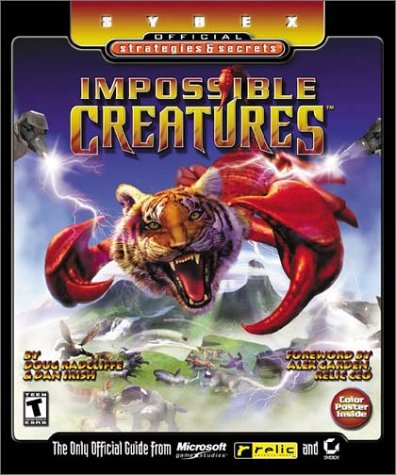 9780782129618: Impossible Creatures: Sybex Official Strategies & Secrets