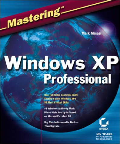 9780782129816: Mastering Windows Xp Professional