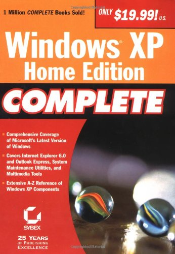9780782129847: Windows XP Home Edition Complete