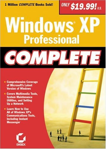 9780782129854: Windows XP Professional Complete