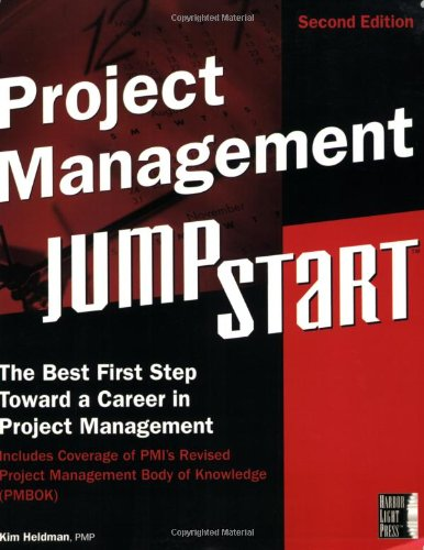 9780782136005: Project Management Jumpstart