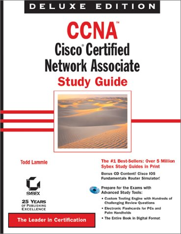 9780782140484: CCNA: Cisco Certified Network Associate Study Guide, Deluxe Edition