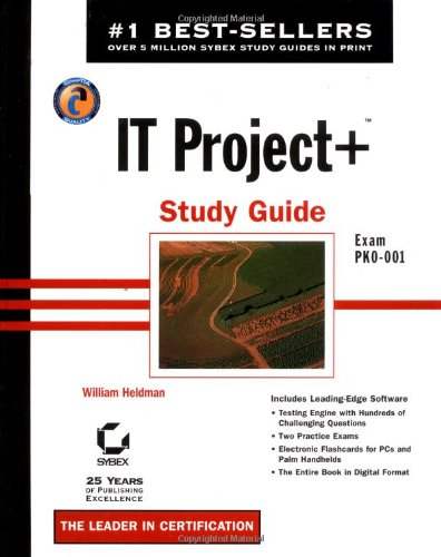 9780782140682: IT Project+ Study Guide