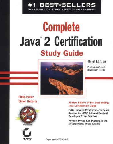 9780782140774: Complete Java 2 Certification Study Guide
