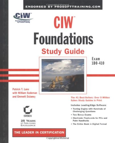 9780782140811: Ciw: Foundations