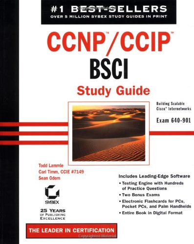 9780782140958: CCNP/CCIP: BSCI Study Guide
