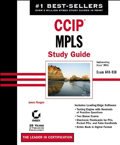 9780782140965: CCIP: MPLS Study Guide