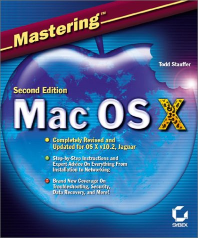 9780782141184: Mastering Mac OS X