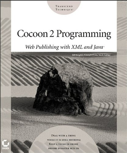 9780782141313: Cocoon 2 Programming: Web Publishing with XML and Java