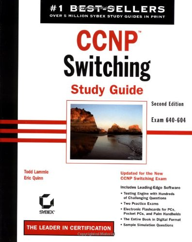 9780782141535: CCNP Switching Study Guide (2nd Edition; Exam #640-604 with CD-ROM)