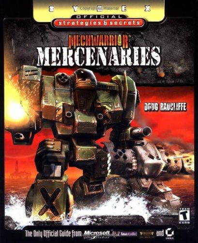 9780782141634: MechWarrior 4: Mercenaries: Sybex Official Strategies & Secrets