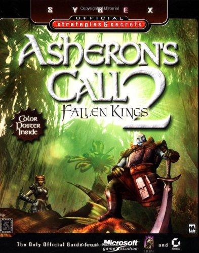 9780782141641: Asheron's Call 2: Fallen Kings: Sybex Official Strategies & Secrets