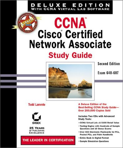 9780782141696: CCNA: Cisco Certified Network Associate Study Guide