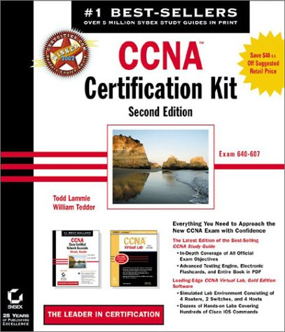 9780782141702: Ccna Certification Kit