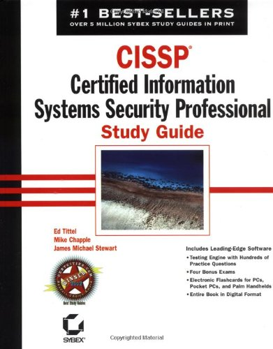 9780782141757: CISSP: Certified Information Systems Security Professional Study Guide