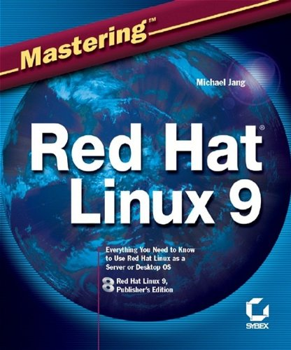 9780782141795: Mastering Red Hat Linux 9