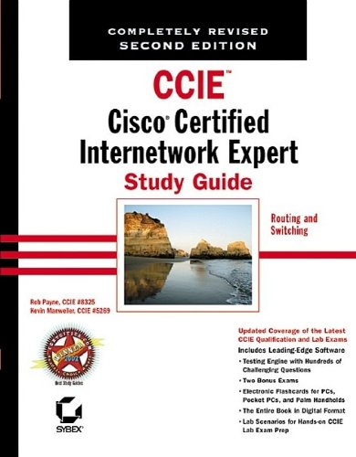 9780782142075: CCIE: Cisco Certified Internetwork Expert Study Guide - Routing and Switching, 2nd Edition