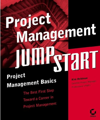 9780782142143: Project Management JumpStart